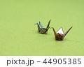 鶴 折り鶴イメージ 44905385