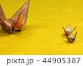 鶴 折り鶴イメージ 44905387