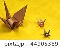 鶴 折り鶴イメージ 44905389