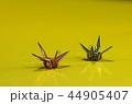 鶴 折り鶴イメージ 44905407