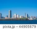 大さん橋 みなとみらい 横浜港の写真 44905679