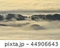 早朝 雲海 朝霧の写真 44906643