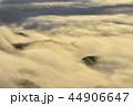 早朝 雲海 朝霧の写真 44906647