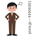 ビジネスマン スーツ ベクターのイラスト 44906901