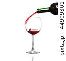 ぶどう酒 ワイン 葡萄酒の写真 44909301