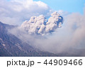 噴火 桜島 噴煙の写真 44909466