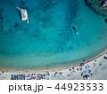 浜辺 海 ボートの写真 44923533