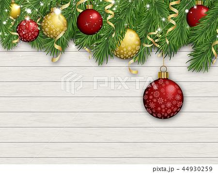 クリスマスデコレーション 44930259
