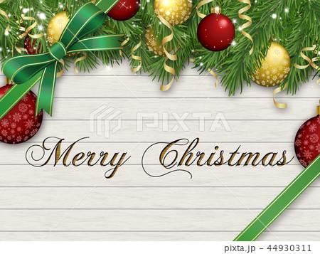クリスマスデコレーション 44930311