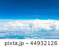 雲海 上空 空の写真 44932126