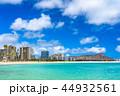 海 ダイヤモンドヘッド ビーチの写真 44932561