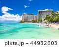 砂浜 海 ビーチの写真 44932603
