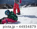 スノーボード 冬 雪の写真 44934879