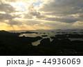 九十九島夕景 44936069