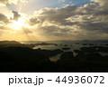 九十九島夕景 44936072