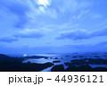 月夜の九十九島 44936121