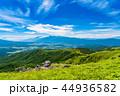 《長野県》車山高原・山頂の眺め 44936582