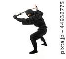 男性 忍者 忍びの写真 44936775