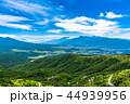 《長野県》車山高原・山頂の眺め 44939956