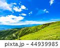 《長野県》車山高原・山頂の眺め 44939985