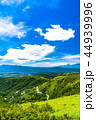 車山高原 風景 青空の写真 44939996