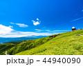 風景 青空 高原の写真 44940090