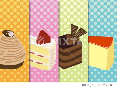 ケーキ 44942181