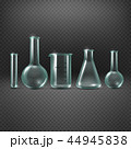 Chemical realistic test tubes vector set 44945838