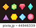 宝石 ダイヤモンド 華やかのイラスト 44946339