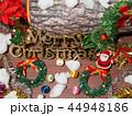 クリスマス メリークリスマス 飾りの写真 44948186