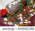 クリスマス メリークリスマス 飾りの写真 44948188