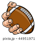 アメリカンフットボール サッカー フットボールのイラスト 44951971