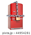 冷蔵庫 ダイエット 冷凍庫のイラスト 44954281