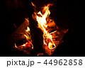 焚き火 44962858