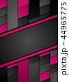 ピンク色 背景 抽象的のイラスト 44965775