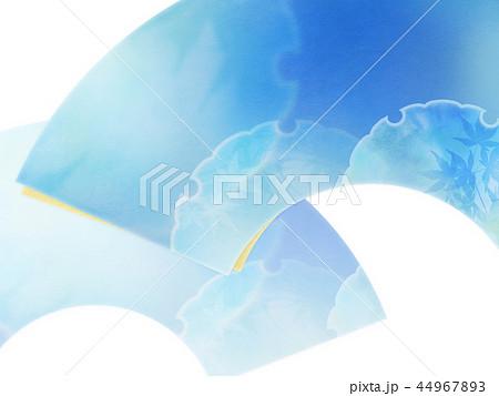 和-和柄-和風-背景-金箔-夏-紅葉 44967893