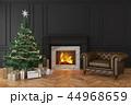 アームチェア アームチェアー クリスマスのイラスト 44968659