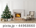 アームチェア アームチェアー クリスマスのイラスト 44968660