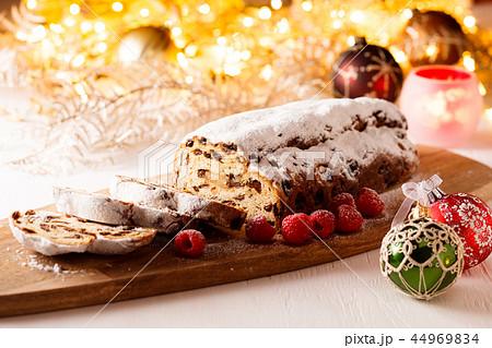 クリスマス シュトーレン 44969834