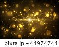 明かり きらきら 煌めきのイラスト 44974744