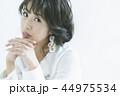 女性 人物 ポートレートの写真 44975534
