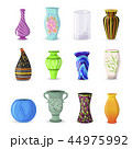 つぼ 花瓶 ベクターのイラスト 44975992