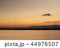 夕焼け 海 風景の写真 44976507