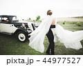 新婦 花嫁 車の写真 44977527