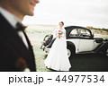 新婦 花嫁 ウェディングの写真 44977534