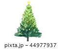 クリスマスツリー 44977937