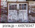 アンテイークな木の扉 Door of antique wood 44978347