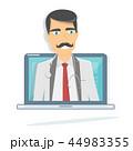 メディカル オンライン 医師のイラスト 44983355