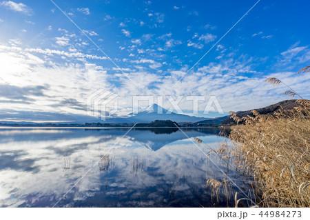 【山梨県】富士山 44984273