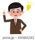 ビジネスマン ベクター スーツのイラスト 44984282